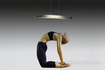 Colgante Mensa Pan de Plata LED