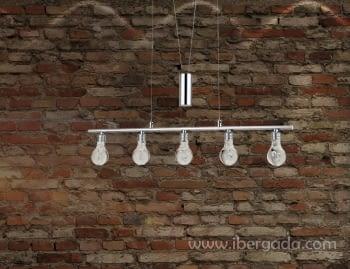 Colgante Edison LED
