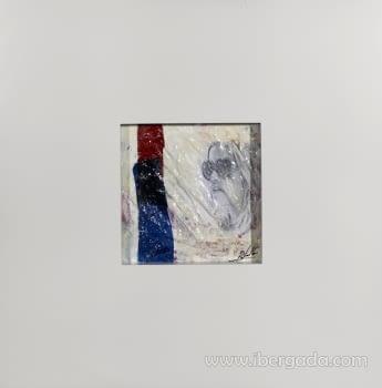 Cuadro Bocetos 02 (70x70)
