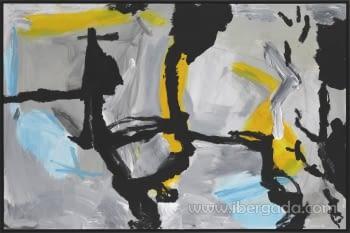 "Cuadro Black Colors Marco ""L"" (150x100)"