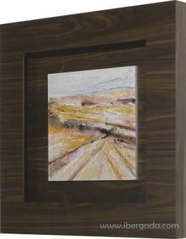Cuadro Riberas I (80x80) - 2