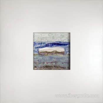 Cuadro Blues II (70x70)