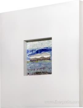 Cuadro Blues II (70x70) - 1