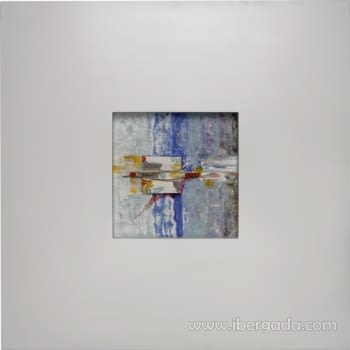 Cuadro Blues I (70x70)