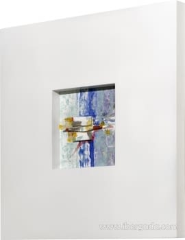 Cuadro Blues I (70x70) - 1
