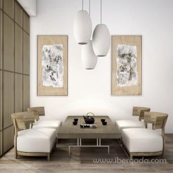 Cuadro Monforte 03 (125x65) - 1