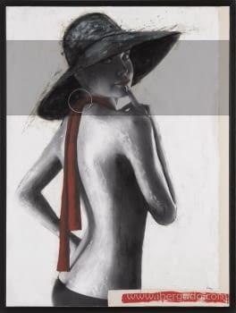 Cuadro Marie (165x125) - 1