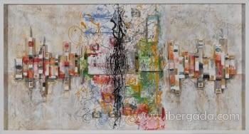 Cuadro Munch (165x90)