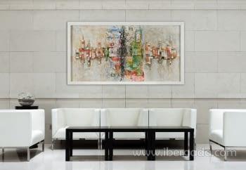 Cuadro Munch (165x90) - 1