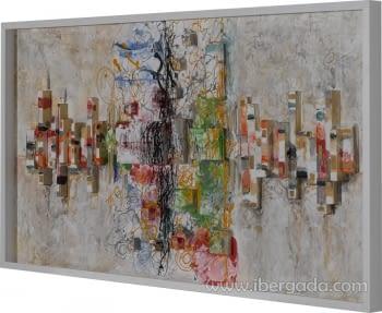 Cuadro Munch (165x90) - 2