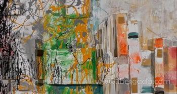 Cuadro Munch (165x90) - 3