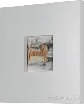 Cuadro Bio II (70x70) - 2