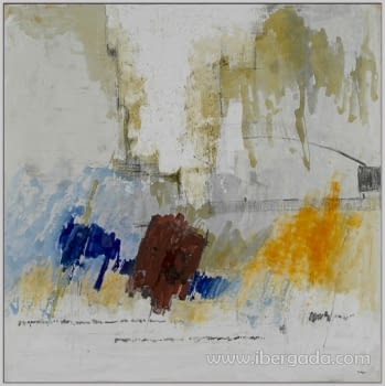 Cuadro Toscana (150x150) - 1