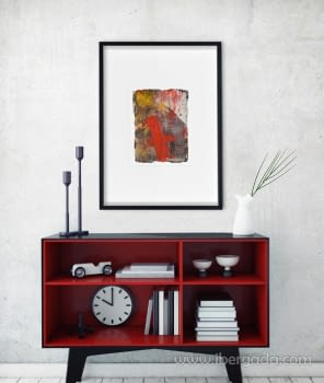 Cuadro Reding II (80x60) - 1