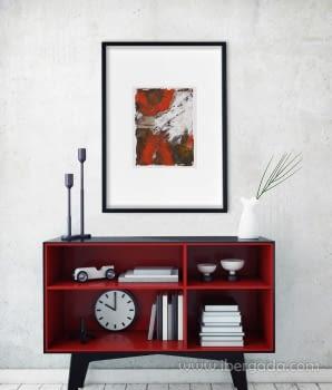 Cuadro Reding I (80x60) - 1