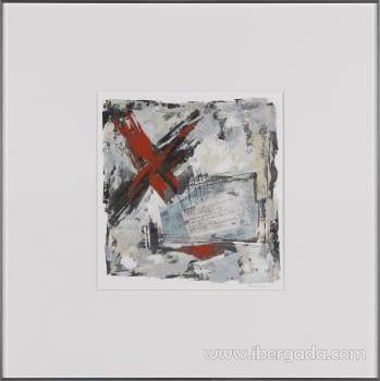 Cuadro Cross I (70x70)