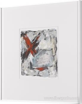 Cuadro Cross I (70x70) - 1