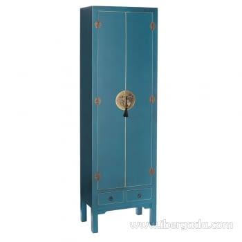 Armario Oriente Azul 2 Puertas