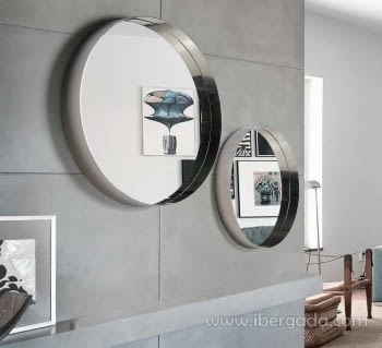 Espejo Redo Pequeño (60x60)