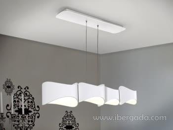 Lámpara Lidia Blanco