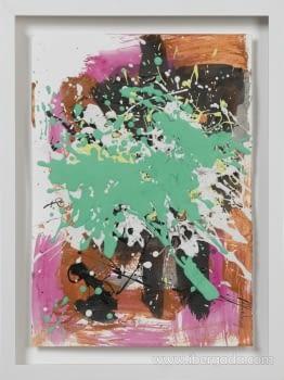 Cuadro Garden 01 (110x80)