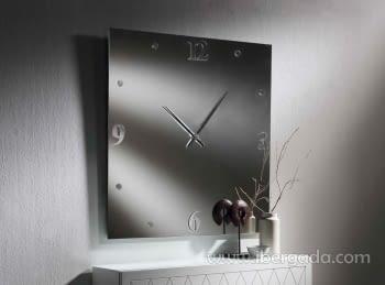 Reloj de Pared Aradia Cuadrado