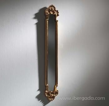 Espejo Loira Oro (132x21)