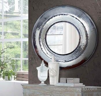 Espejo Barreiro Aluminio (63x63)
