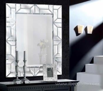 Espejo Elvas Cristal (100x75)