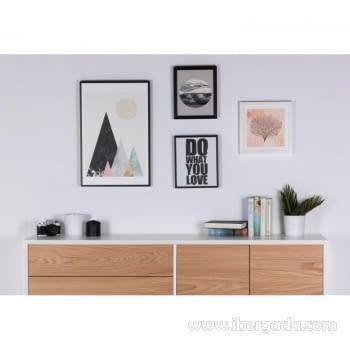Cuadro MOUNTAINS Marco Negro (40x60) - 1