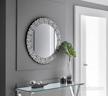 Espejo Cristal Balans (80x80)