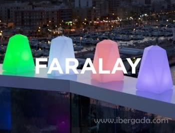 Colgante/Sobremesa Faralay Solar