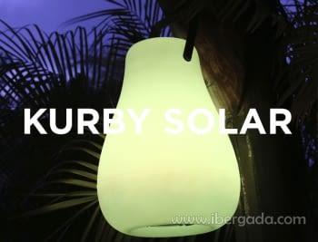 Colgante/Sobremesa Kurby Solar - 1