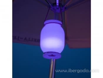 Colgante/Sobremesa Candela Solar - 1