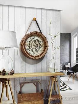 Reloj de Pared Canfranc (47x47)
