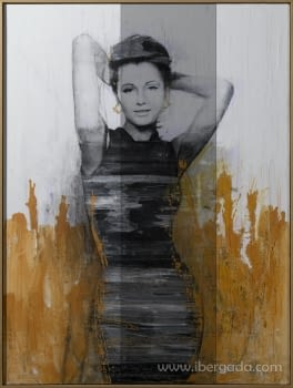 Cuadro Andrea (160x120)
