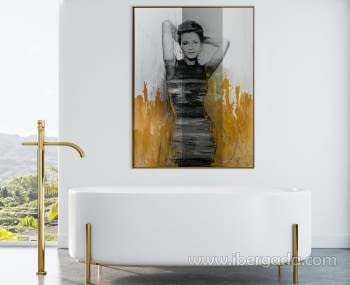 Cuadro Andrea (160x120) - 1