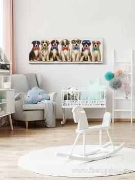 Acrilico Pets (120x40)