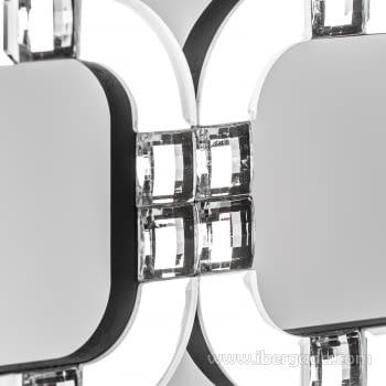 Espejo Eslabones (120x80) - 2