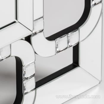 Espejo Eslabones (120x80) - 3