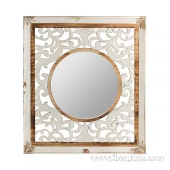 Espejo Calcuta (90x80)