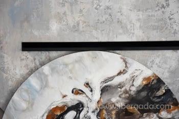 Cuadro Decoración Mural Esferas I (125x103) - 2
