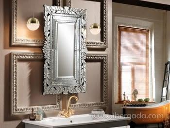 Espejo Cleopatra (90x60)