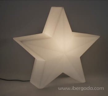 Estrella con luz Nova 45