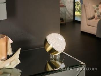 Sobremesa Sphere Laton (12x12)