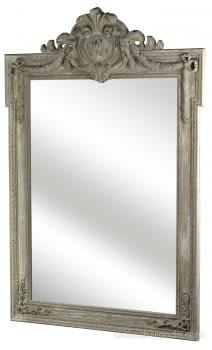 Espejo Clasic III Gris Rozado (165x110)