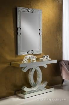 Consola Chanel Espejo - 1