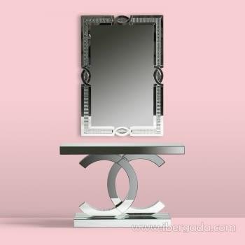 Consola Chanel Espejo - 4