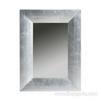 Espejo Lidia Silver (80x60)