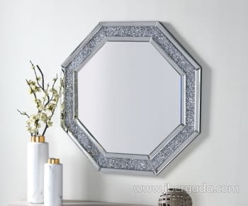 Espejo Diamante Octogonal (90x90)